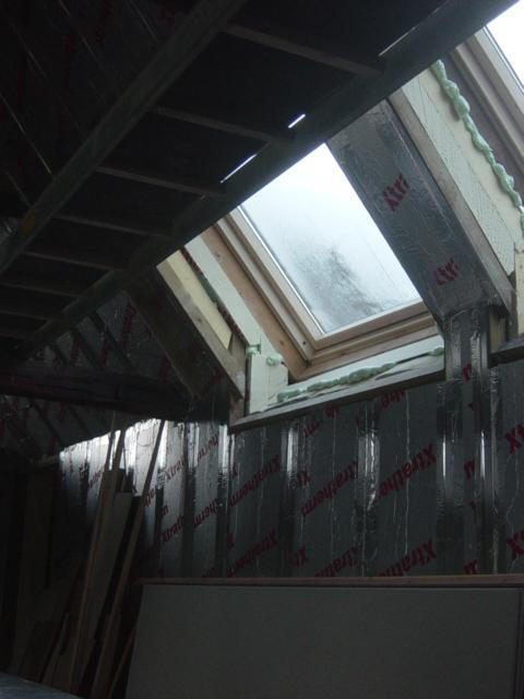 Velux windows condensation illustrated with photos euula Super insulated windows